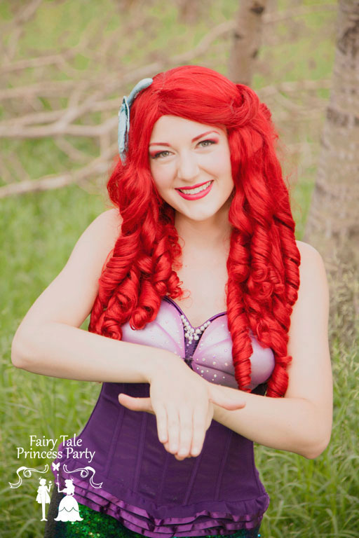Special Event- Under the Sea with Ariel! ($35+tx)