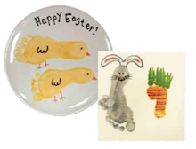 Baby Print Party -Easter Prints