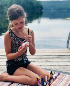 Capturing Summer Memories