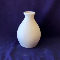 Crock A Doodle Vase Pear Shaped