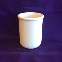 Crock A Doodle Pottery Painting Pencil Cup